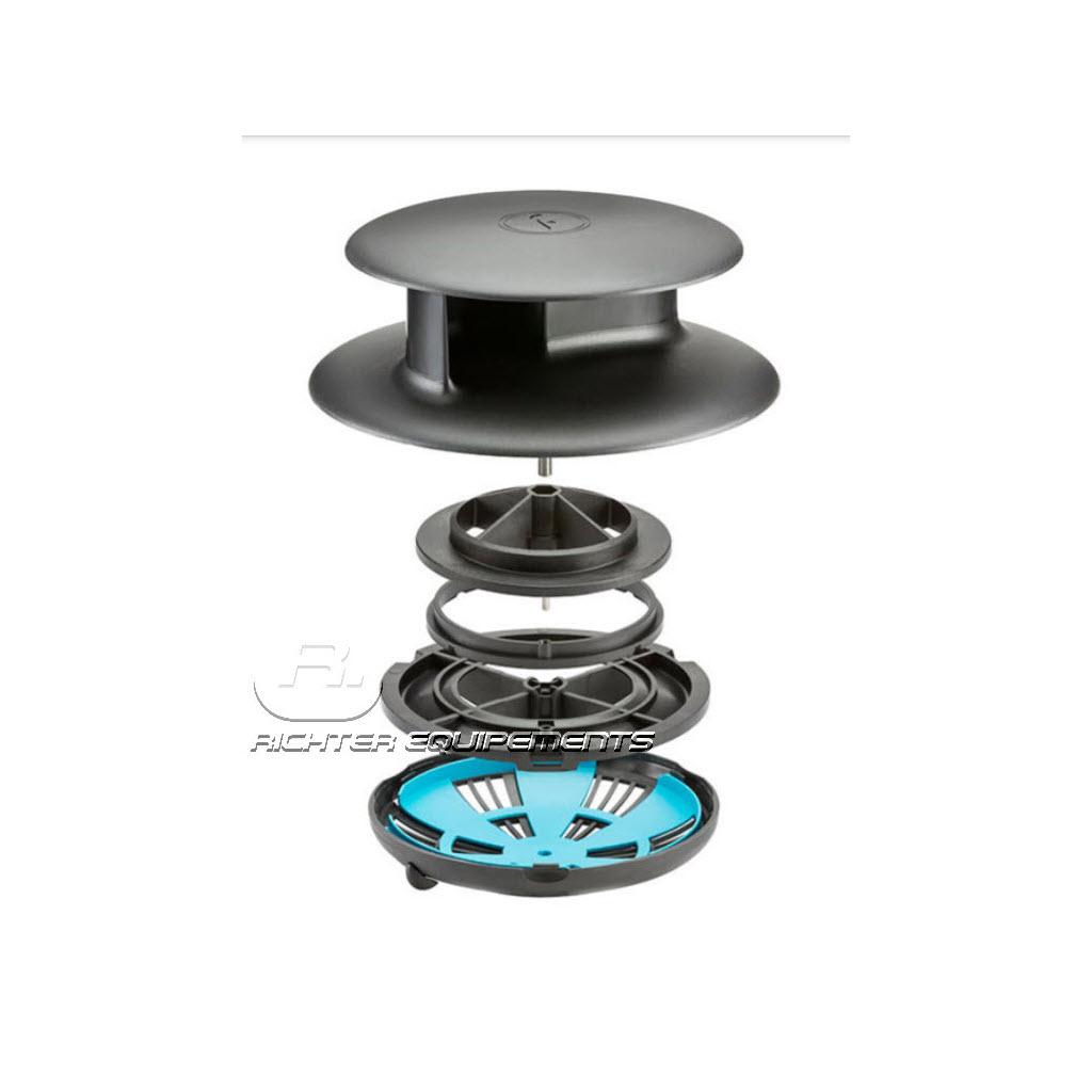 Aérateur de toit pour véhicule utilitaire pieces detachees