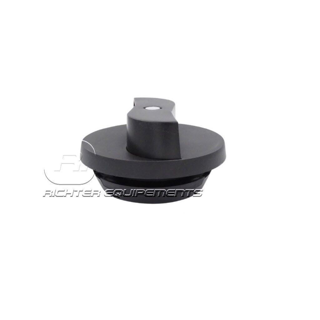 Aérateur de toit rotatif Flettner noir