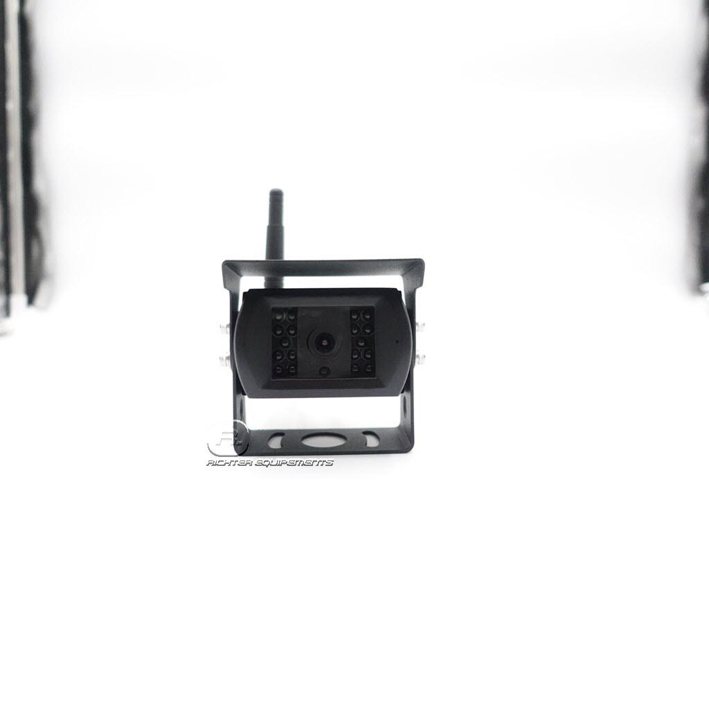 Camera de recul sans fil monté sur support comptatible pour kit 4 voies