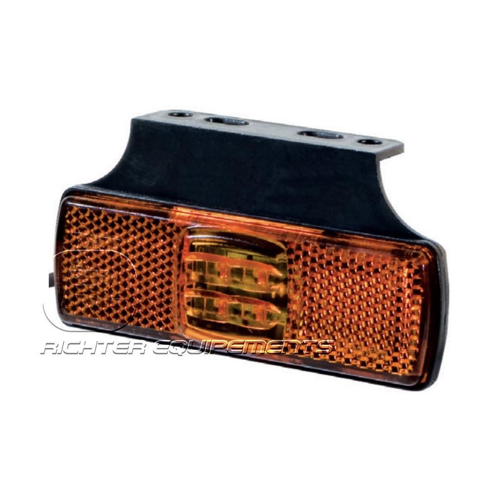 Feux de position LED 24v