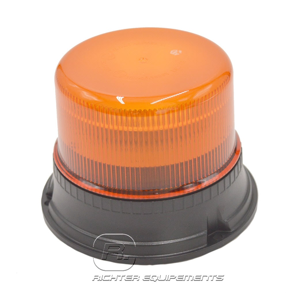 Gyrophare led pour camion vue frontale