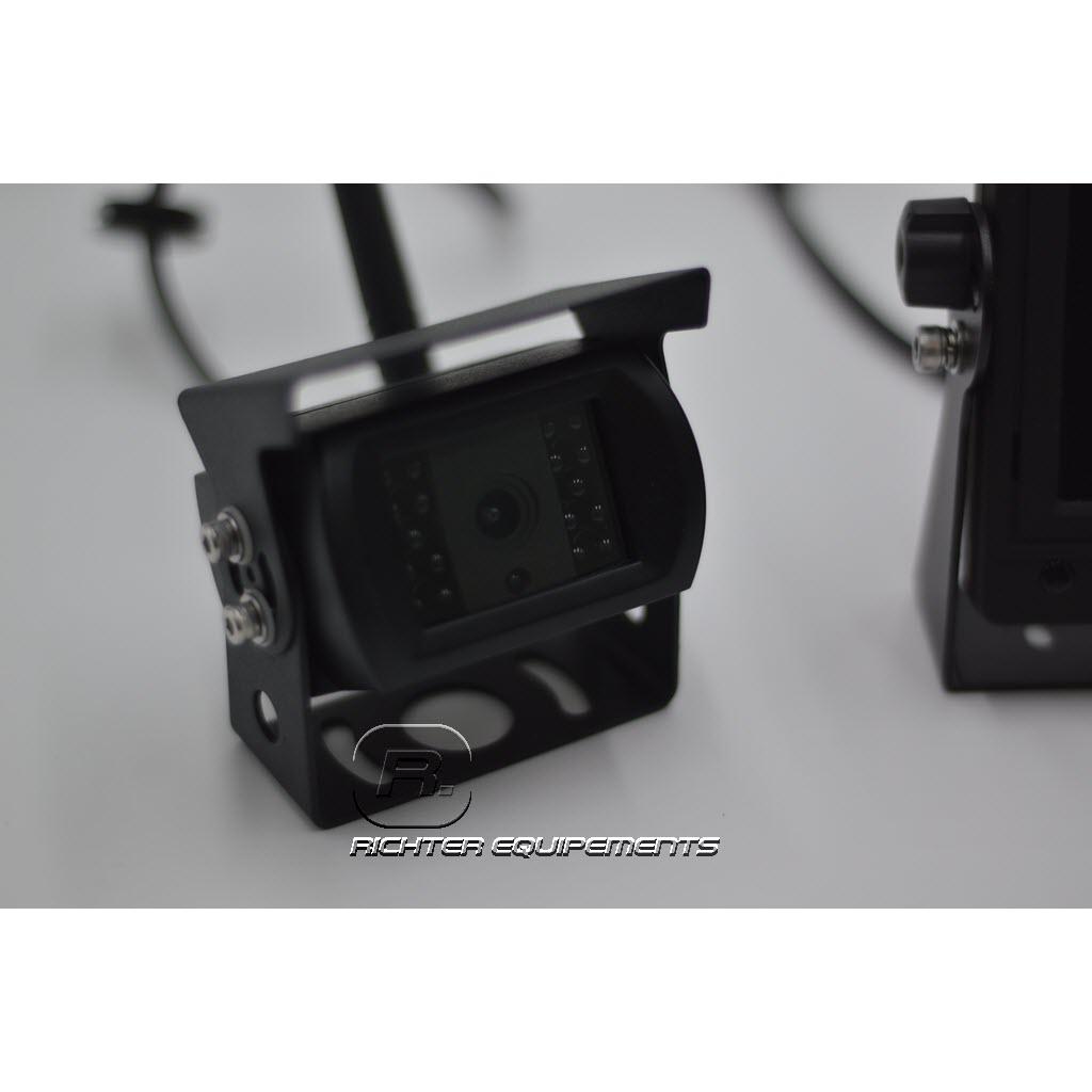 Photo de la camera de recul sans fil 24 volts