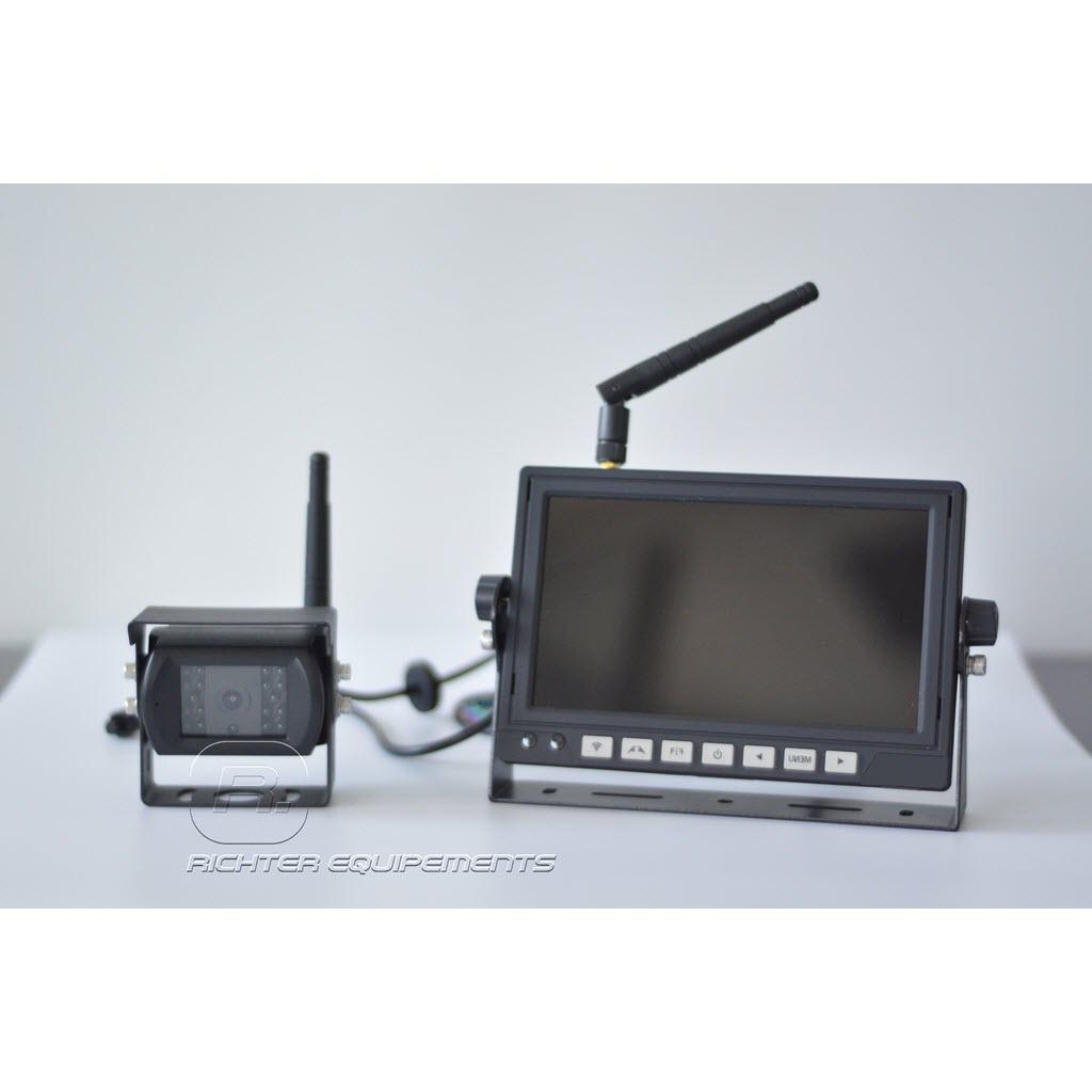 Photos kit de recul sans fil avec antennes deployées