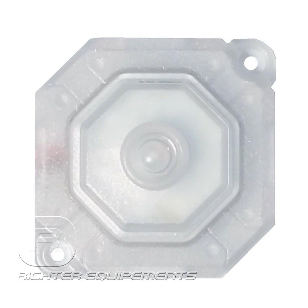 Plafonnier LED 12v interrupteur temporisé à détection de présence