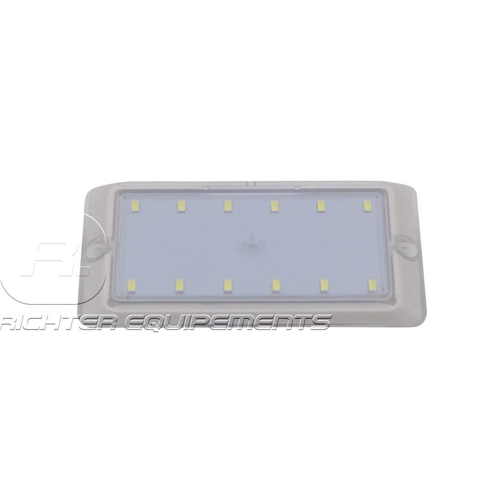 Plafonnier LED 24v 530 lumens