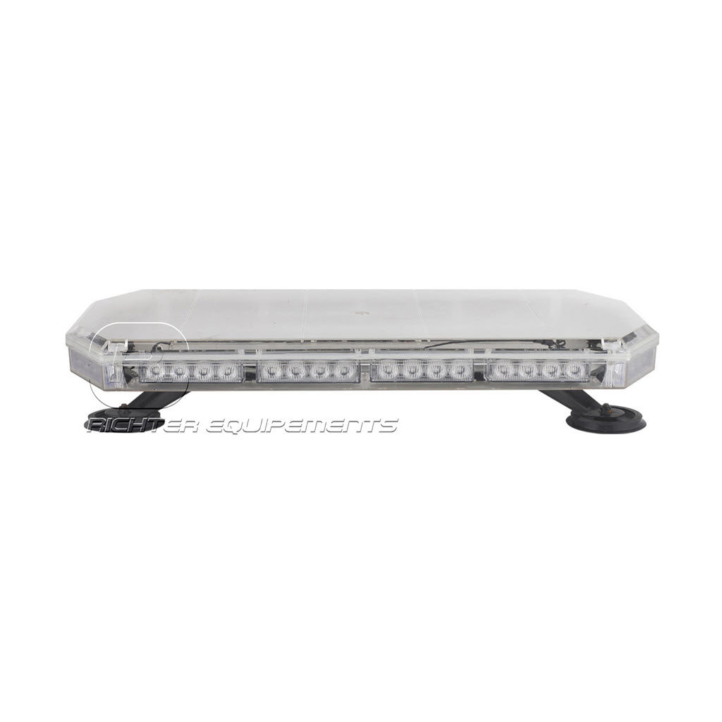 Rampe de gyrophare LED allume-cigare