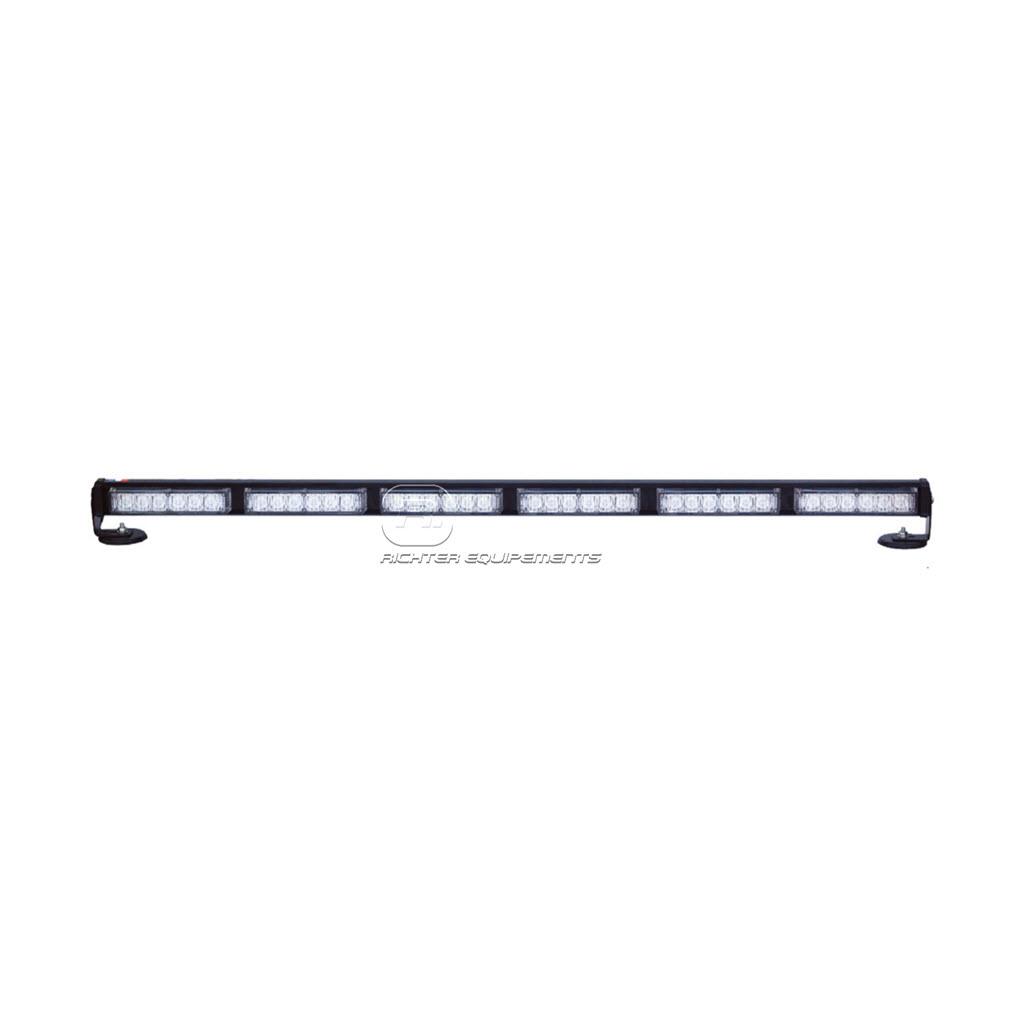 Rampe de gyrophare LED magnétique 1290 mm