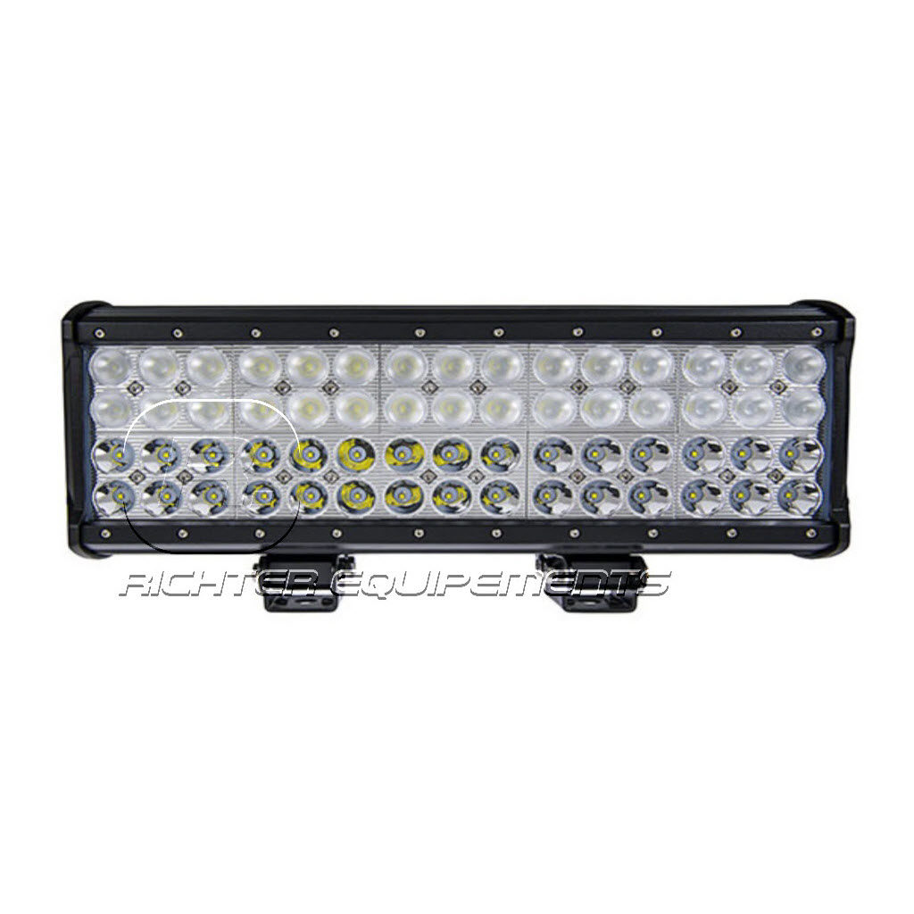 Rampe de phare LED 15 000 lumens