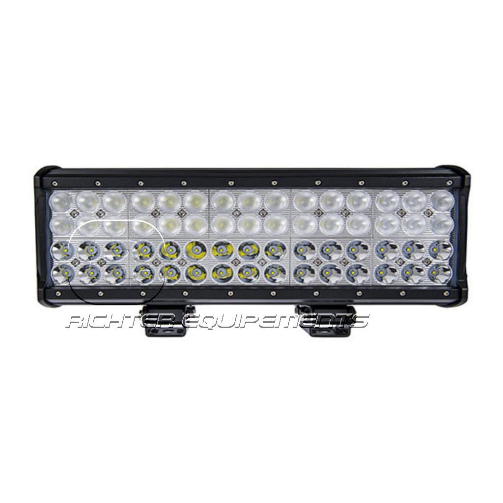 Rampe de phare LED 15 000 lumens