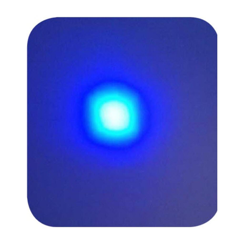 Spot bleu allumé pour chariot élévateur