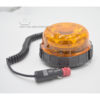 Mini gyrophare led rotatif avec cable d'alimentation allume ciagre