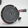 Vue sur support de fixation magnétique du mini gyrophare led rotatif