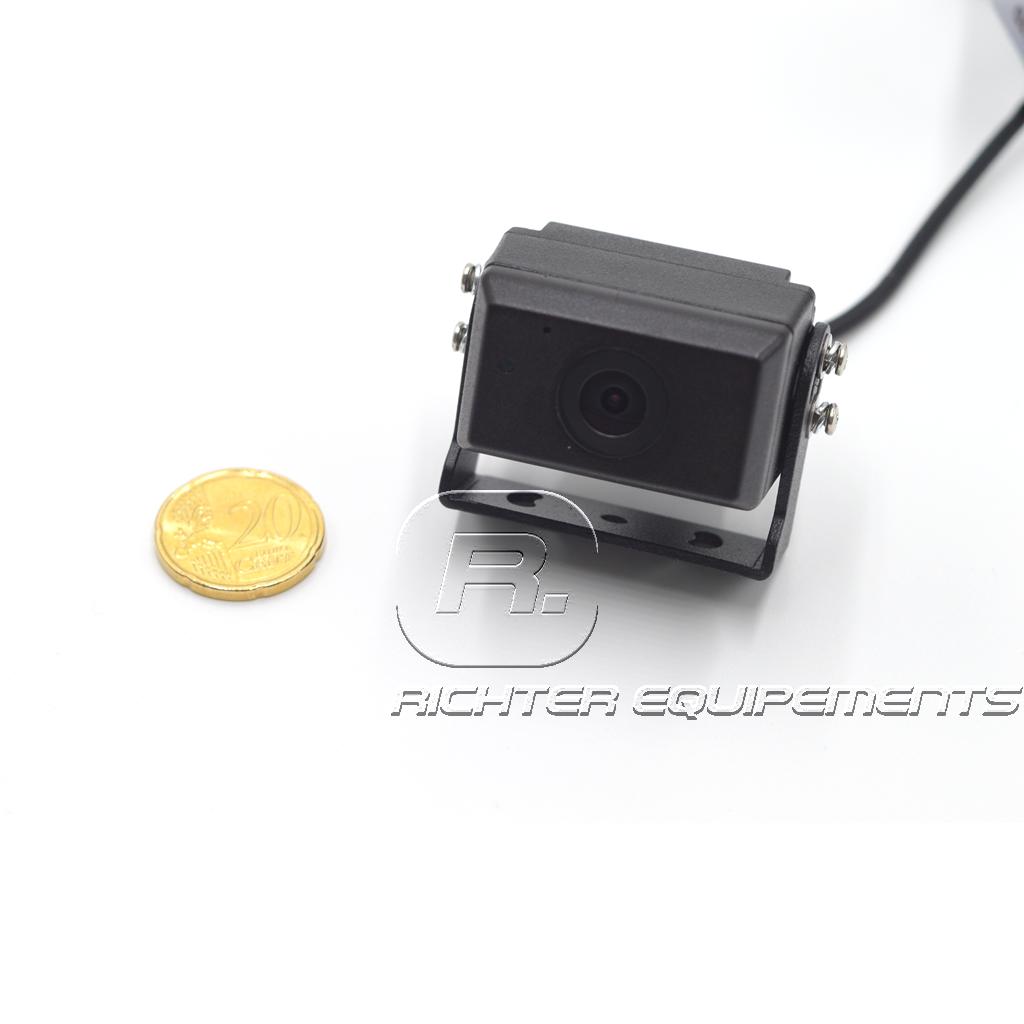 Camera de recul miniature vue du dessus