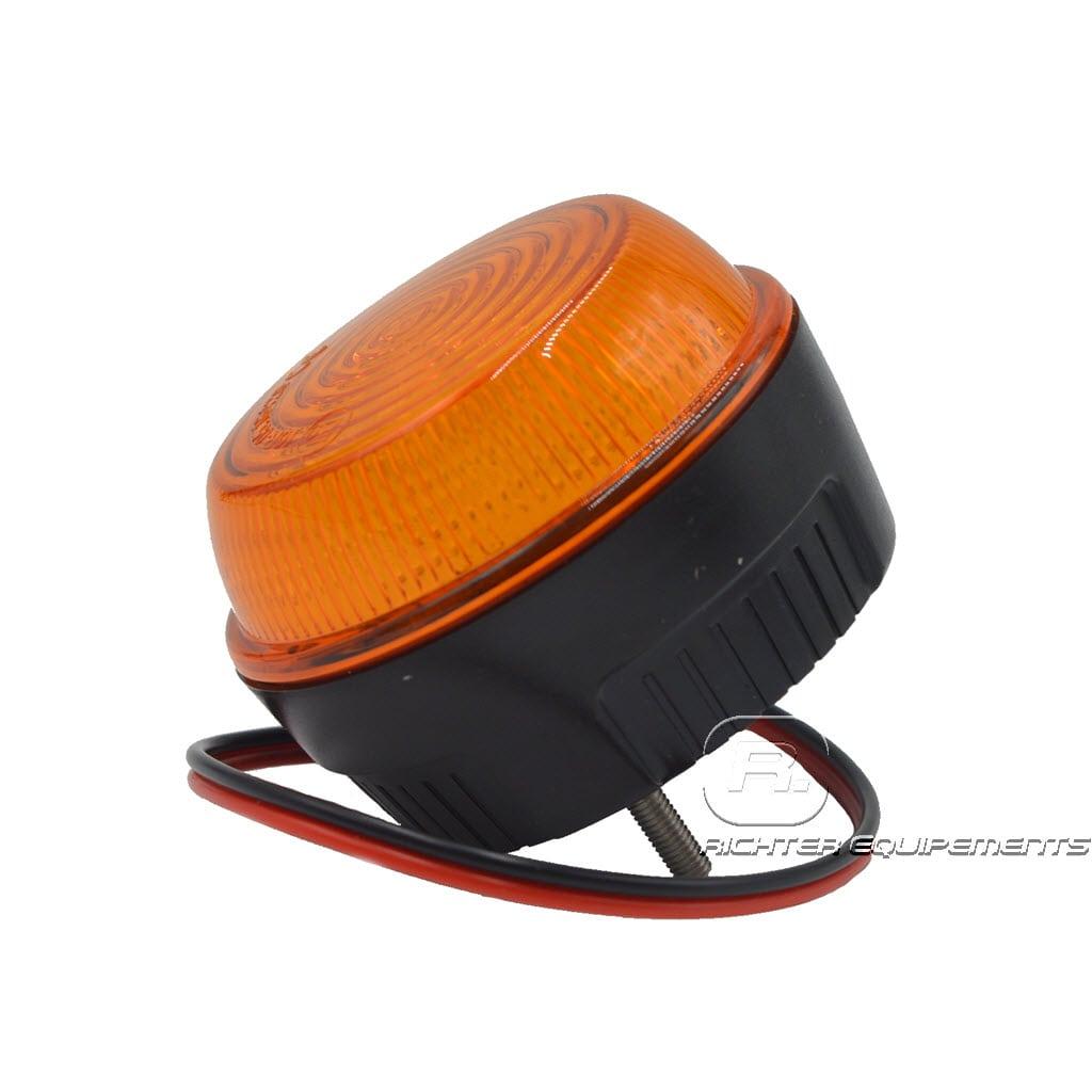 Gyrophare flash led avec feux à éclat