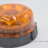 Gyrophare led rotatif à visser vue sur les leds